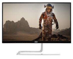 """AOC I2481FXH 24"""" Full HD AH-IPS Monitor"""