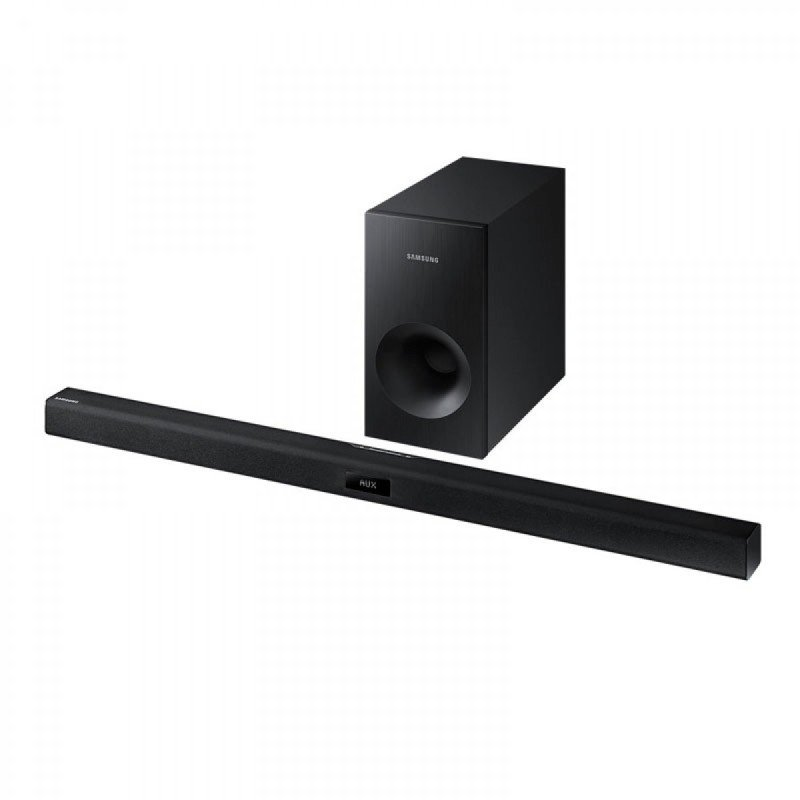 Samsung Sound Bar 120w  2.1ch  Wired Passive Subwoofer  Bluetooth