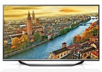 "LG 55UF770V 55"" 4K LED TV with WEBOS 2.0"