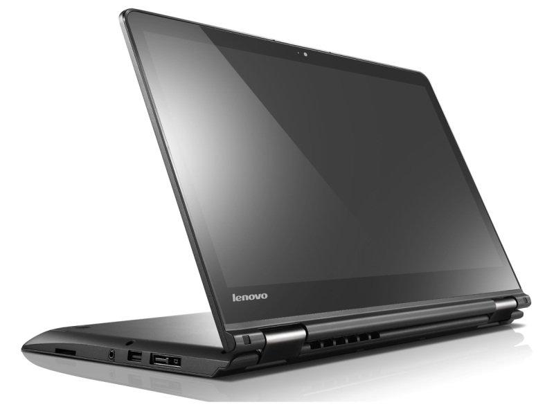 "Image of Lenovo ThinkPad Yoga 14 Convertible Laptop, Intel Core i7-5500U,, 8GB RAM, 256GB SSD, 14"" Touch, Intel HD, No-DVD, Webcam, Bluetooth, Windows 8.1 Pro"