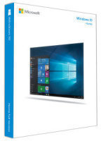 Windows 10 Home Box pack Flash 32/64-bit