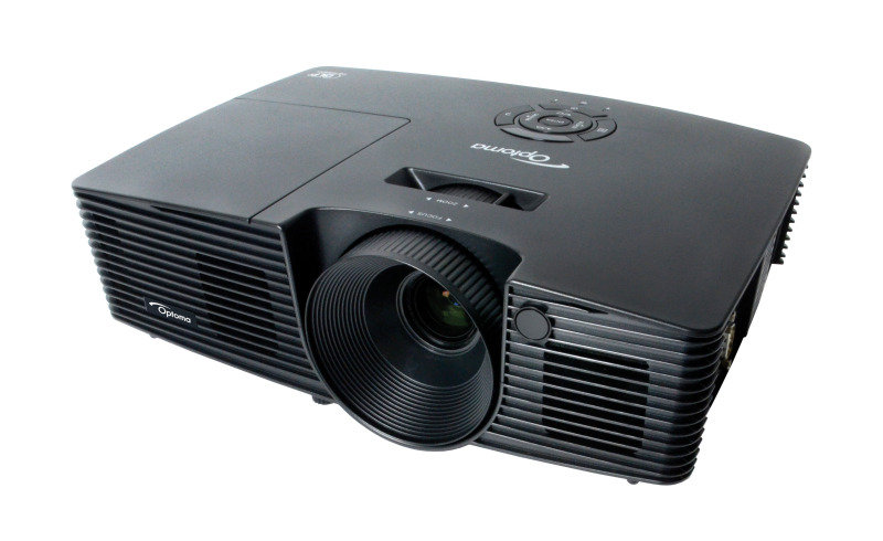 Image of Optoma Dx342 Xga Dlp 3D Projector - 3000 lms