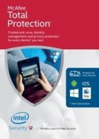 McAfee Total Protection 2016 - Electronic Software Download