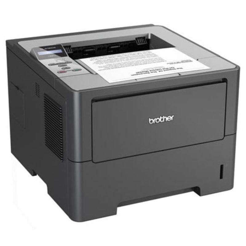 Image of Brother HL-6180dw Mono Laser Printer