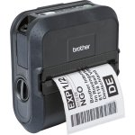 "Brother RJ-4040 Rugged 4"" Mobile Printer with Starter Kit"