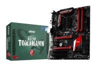 MSI Z170A TOMAHAWK Socket LGA1151 DVI HDMI 8-channel HD Audio Motherboard