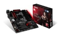 MSI B150M NIGHT ELF Socket LGA 1151 DVI 8-channel HD Audio Motherboard