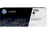 HP 508A Original Black Toner Cartridge - CF360A