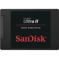 SanDisk Ultra II 480GB 2.5inch SATA III SSD