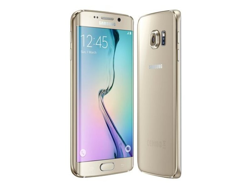 Samsung G925 Galaxy S6 Edge 32GB Smartphone - Gold