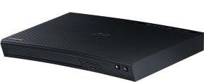 Samsung 3d Curved Blu-ray Player 1080p Black Hdmi X 1 Usb - X 1