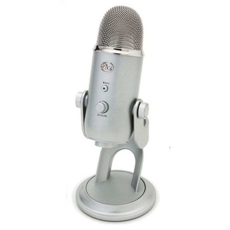 Image of Blue Microphones Yeti Blackout Edition USB Microphone