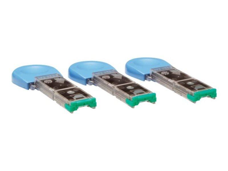 HP LaserJet 8100/8000/5Si Stapler and Cartridges x 3
