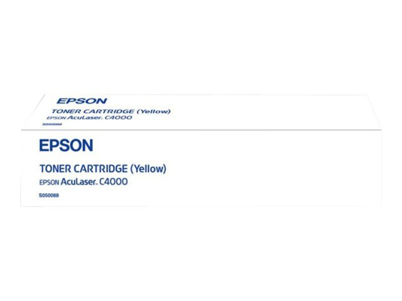 Epson - Toner cartridge - 1 x yellow - 6000 pages