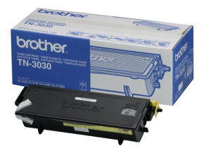 *Brother TN-3030 Black Toner Cartridge 3500 Pages