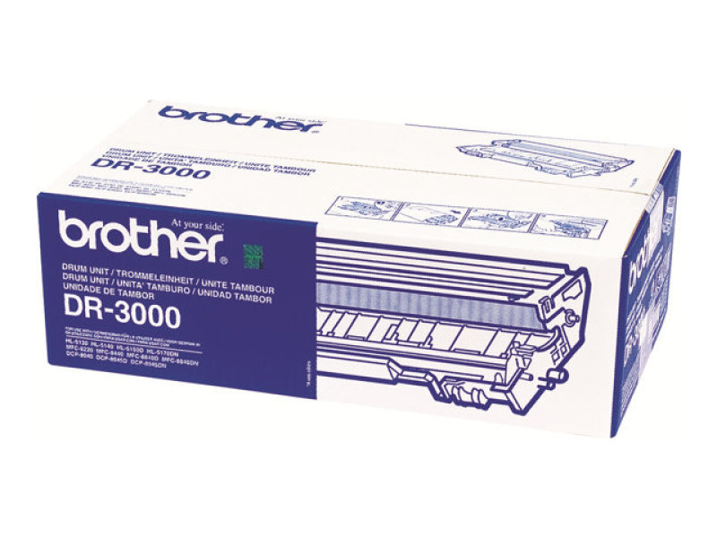 Brother DR3000 Drum Kit 20,000 Pages