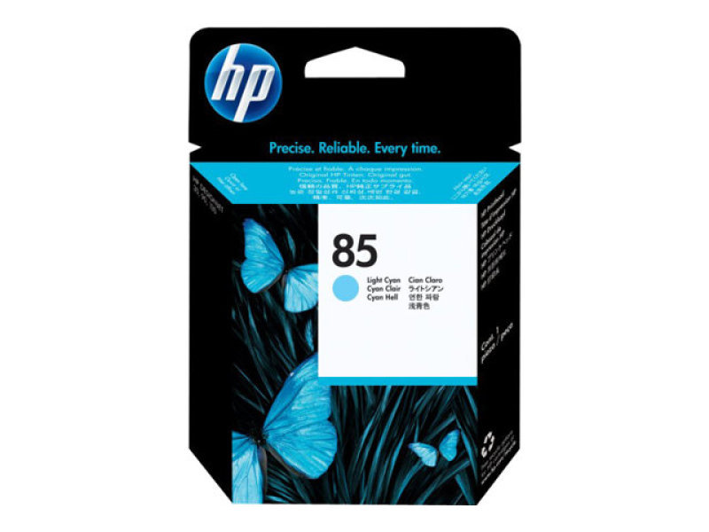 *HP 85 Fade Resist Light Cyan Printhead - C9423A