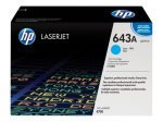 HP 643A Cyan Toner Cartridge - Q5951A