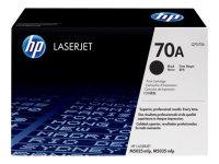 HP 70A Black Toner Cartridge 15,000 Pages - Q7570A