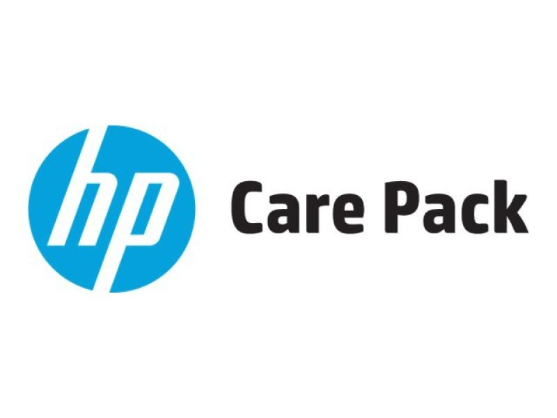HP Electronic Care Pack - Extended service agreement for LaserJet 4100/4345 - parts and labour - 3 years - on-site