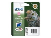 Epson T0796 11ml Light Magenta Ink Cartridge 1020 Pages