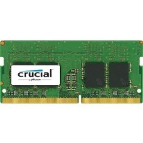 Crucial 4GB DDR4 2133 MT/s (PC4-17000) CL15 SR x8 Unbuffered SODIMM 260pin
