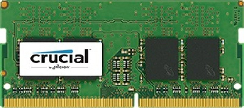 Crucial 8GB DDR4 2133 MT/s (PC4-17000) CL15 DR x8 Unbuffered SODIMM 260pin