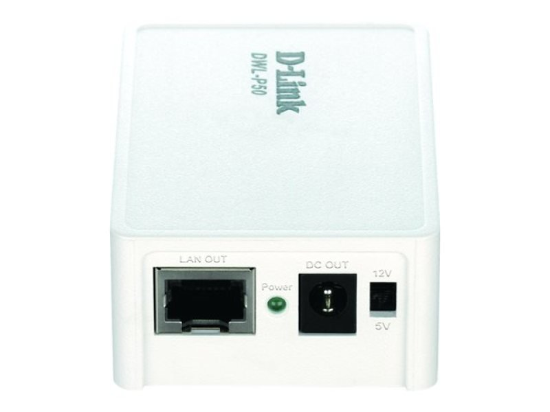 D-Link DWLP50 Power Over Ethernet Adapter