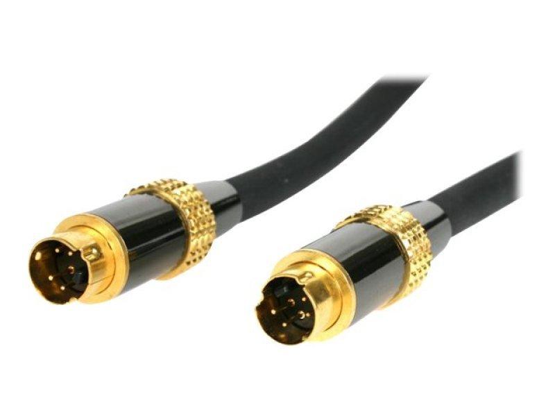 Startech Premium S-Video CABLE (Black) 50FT / 15.2M