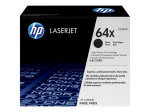 HP 64X Black Toner Cartridges - CC364X