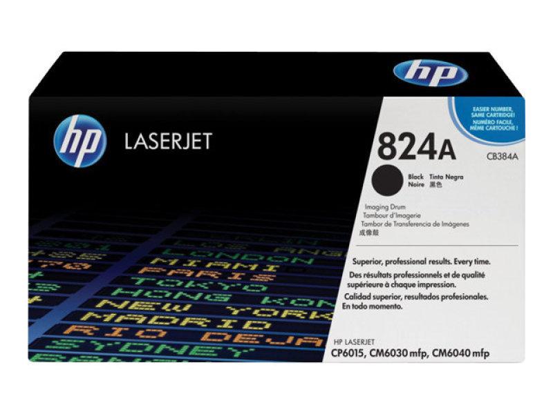 HP 824A Black Imaging Drum  CB384A