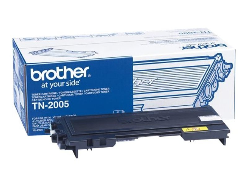 *Brother TN2005 Black Toner Cartridge