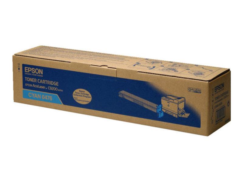 Aculaser C9200 Cyan Toner Cartr - F/ Aculaser C9200