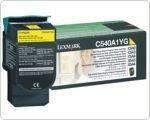 Lexmark Yellow Return Program Toner Cartridge