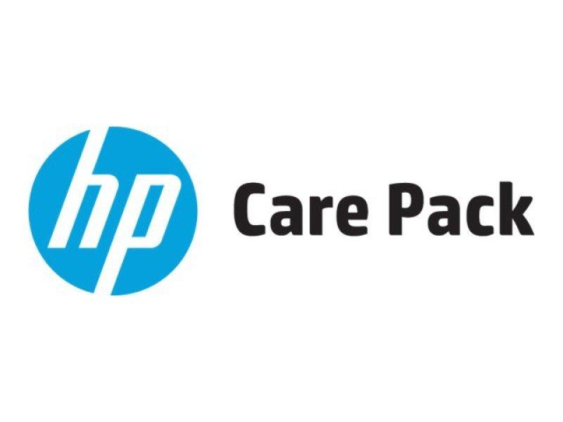 HP eCare Pack/3Yr onsite 4h f DesignJet