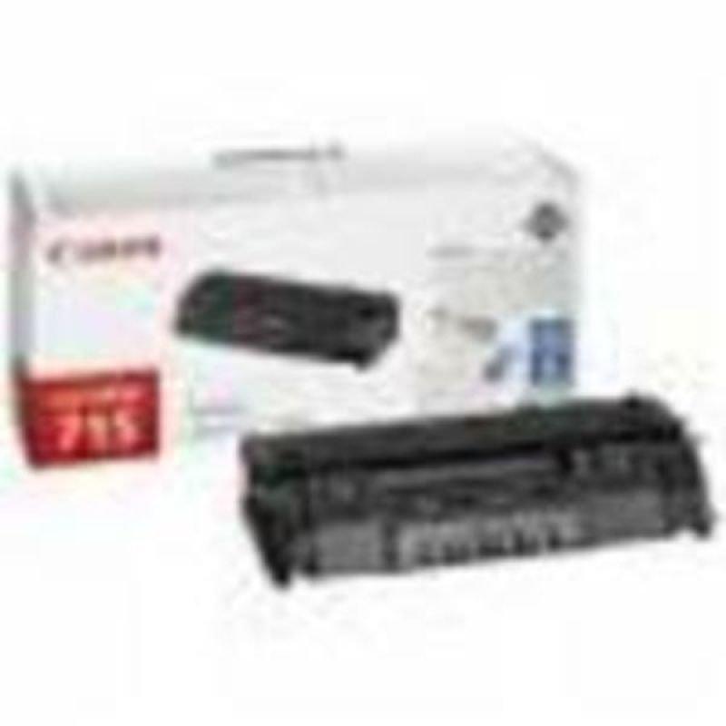 Canon CRG 715 Black Toner Cartridge 3000 Pages