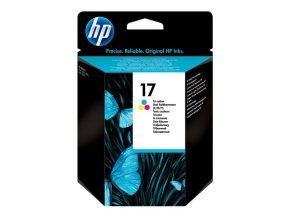 HP 17 Tri-Colour Ink Cartridge - C6625A