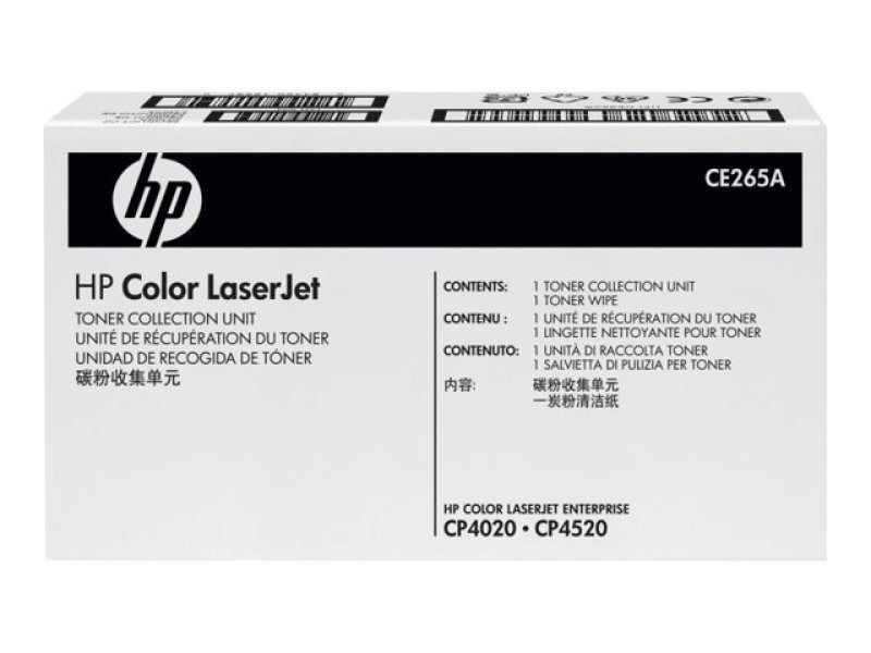 HP CP4525 Waste Toner Collection Unit - CE265A