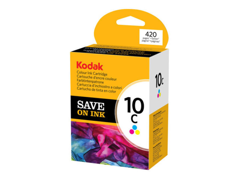 Kodak 10c Color Ink Cartridge