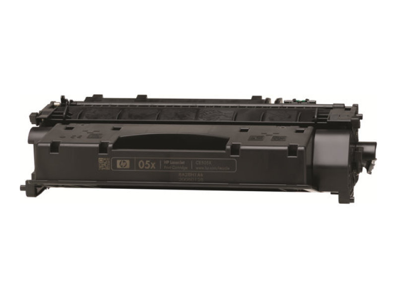 HP 05X Dual Pack Black Toner cartridge - CE505XD