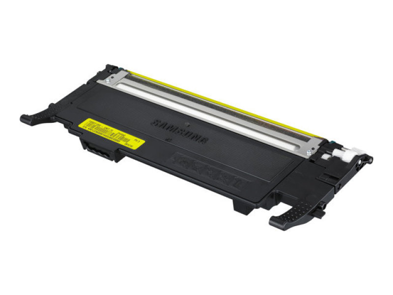 *Samsung CLT-Y4072S Yellow Toner Cartridge - 1,000 Pages