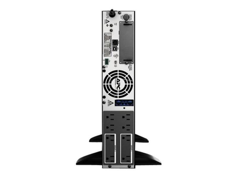 APC Smart-UPS X 800 Watts / 1000 VA 2U Rack/Tower LCD 230V