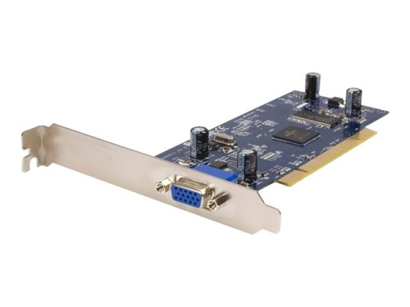 StarTech XGI Volari Z7 16 MB PCI VGA Video Adapter Card