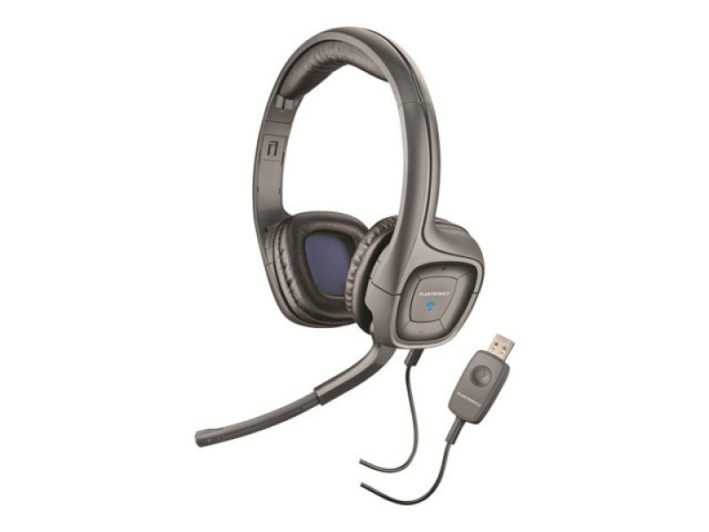 Plantronics Audio 655 DSP Headset - USB