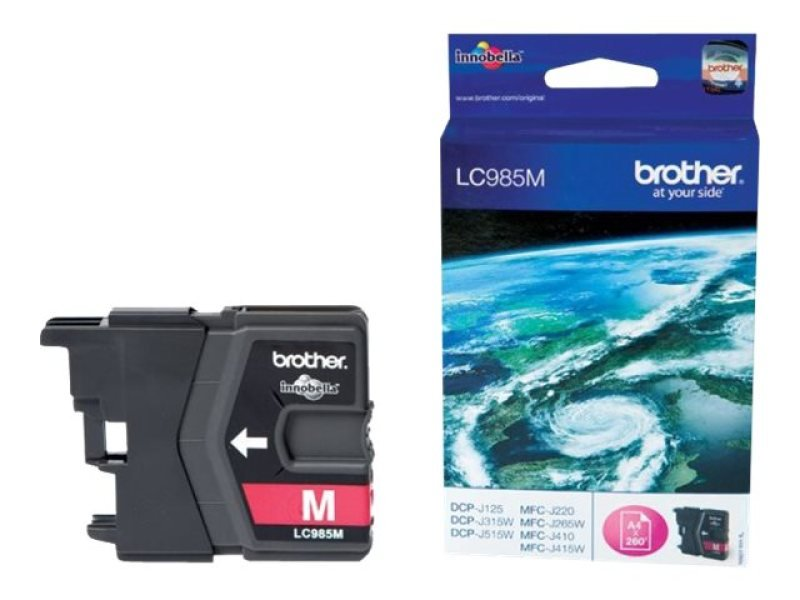 *Brother LC985M Magenta Ink Cartridge