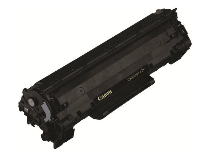 Canon 725 Black Toner Cartridge- Blister