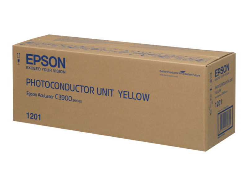 Epson PHOTOCONDUCTOR UNIT YELLOW - S051201 30.000 PAGES