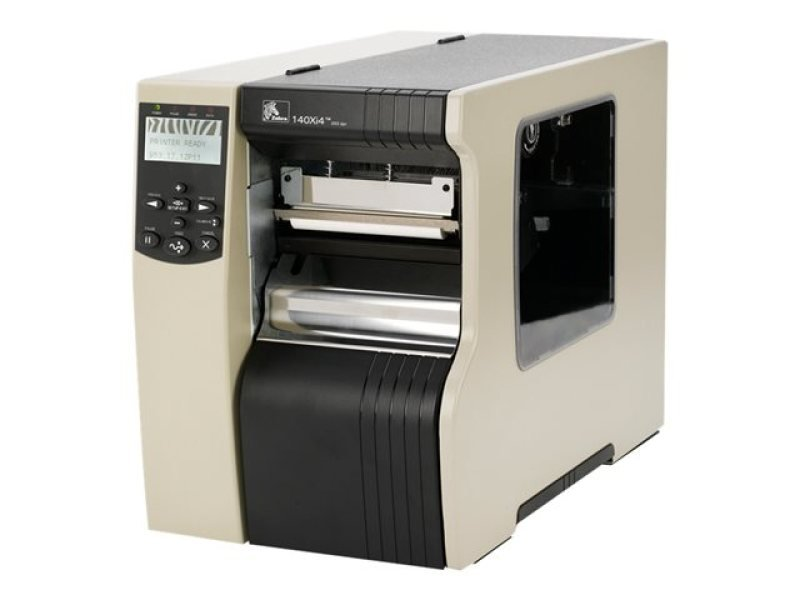 Zebra Xi Series 140Xi4 Label printer - B/W - thermal transfer