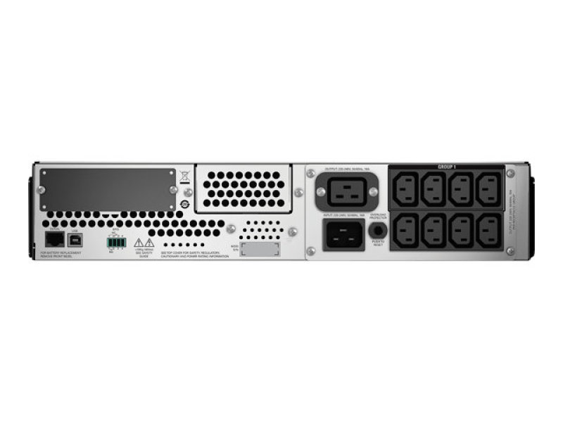 APC Smart-UPS 2700 Watts /3000 VA LCD Rackmount 2U 230V