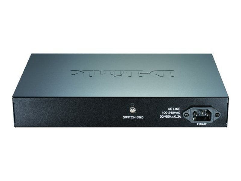 D-Link DGS-1100-24 - EasySmart 24 Port Switch Managed